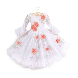 Costume : Belles Wedding Dress (Girls 7/8)